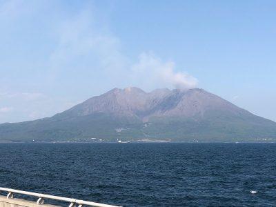 Sakurajima 桜島