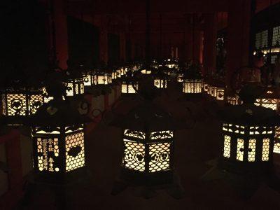 Sanctuaire de Kasuga Taisha 春日大社