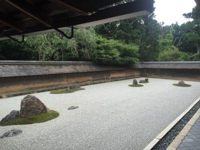 Temple Ryoan-ji 竜安寺