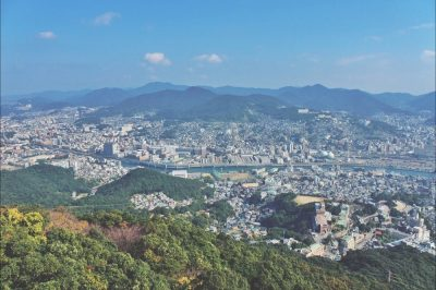 Ville de Nagasaki 長崎