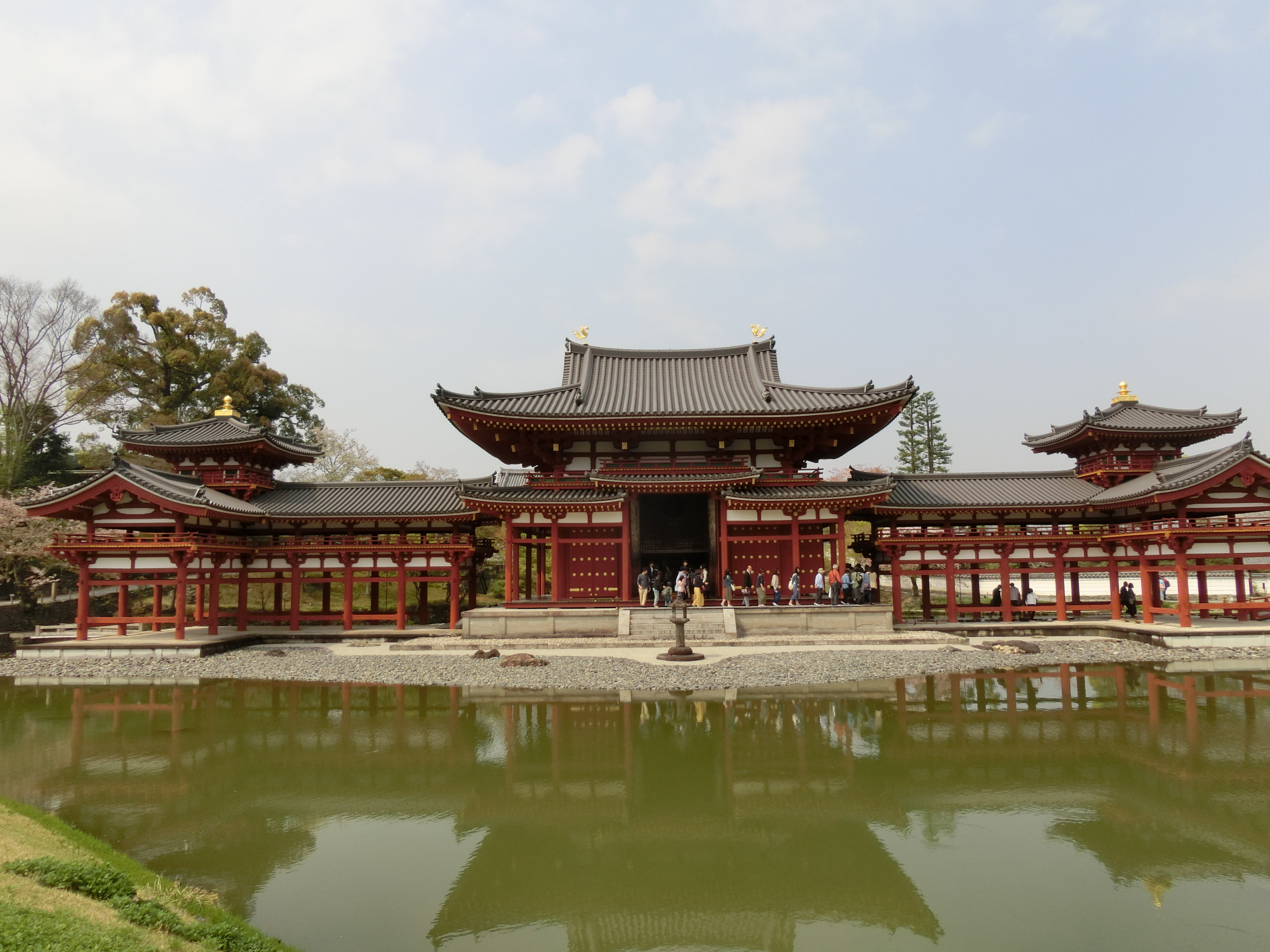 Temple Byodo-in 平等院