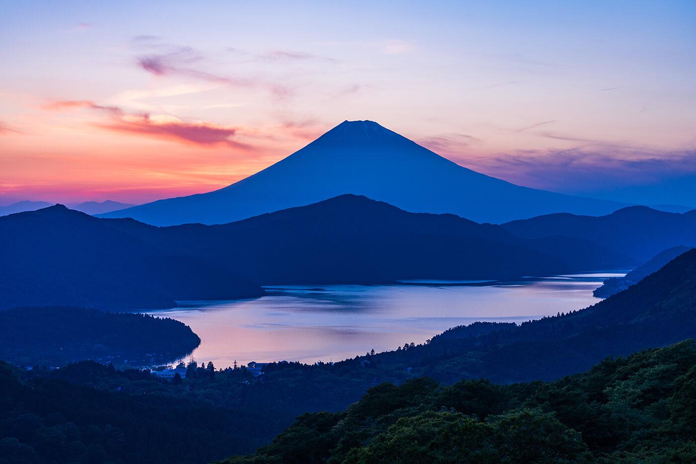 Mont Fuji 富士山