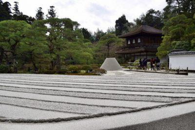 Pavillon d'Argent -Ginkakuji et Chemin des Philosophes
