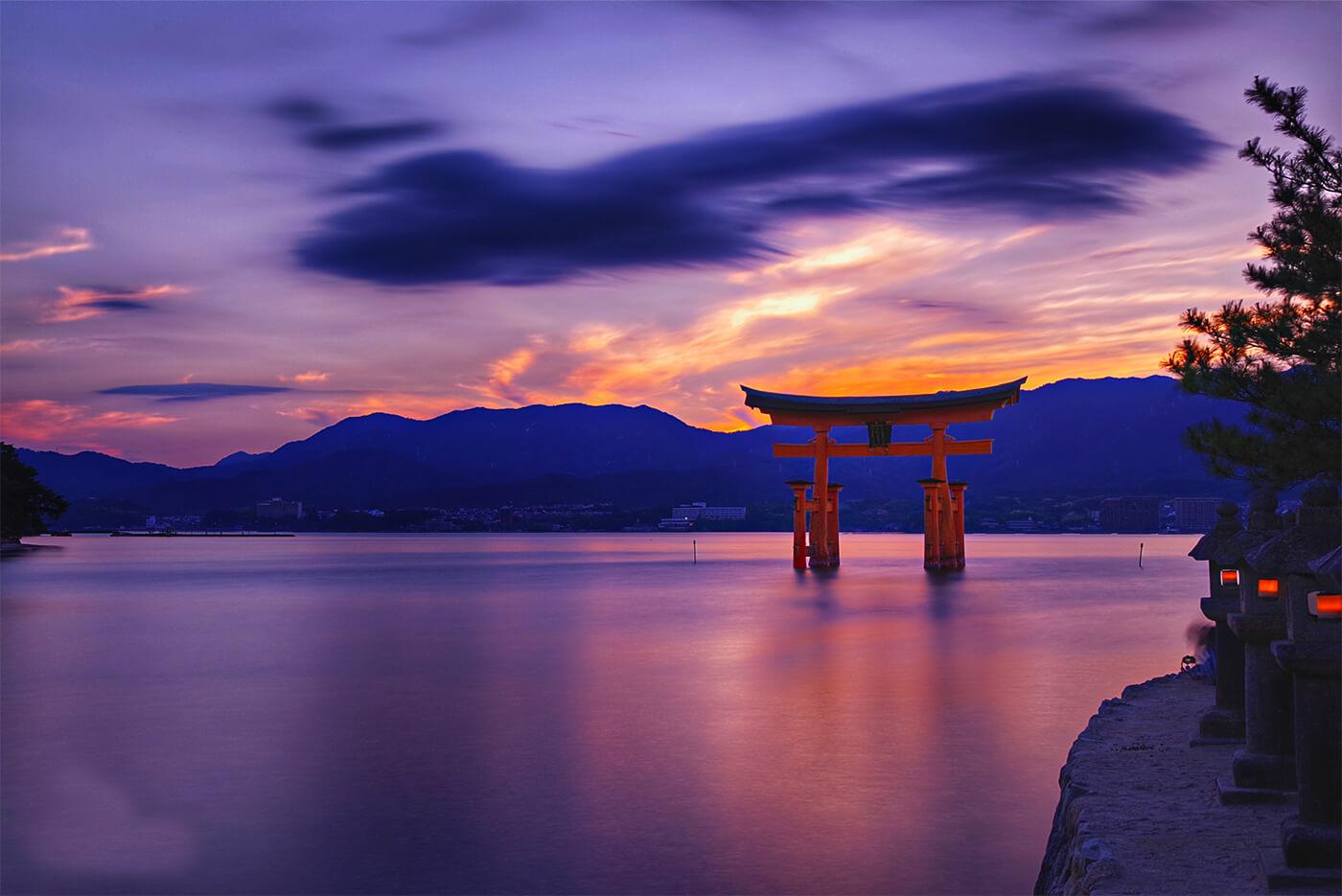 Miyajima à Hiroshima