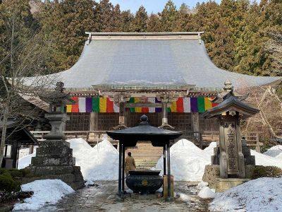 Temple Yamadera 山寺