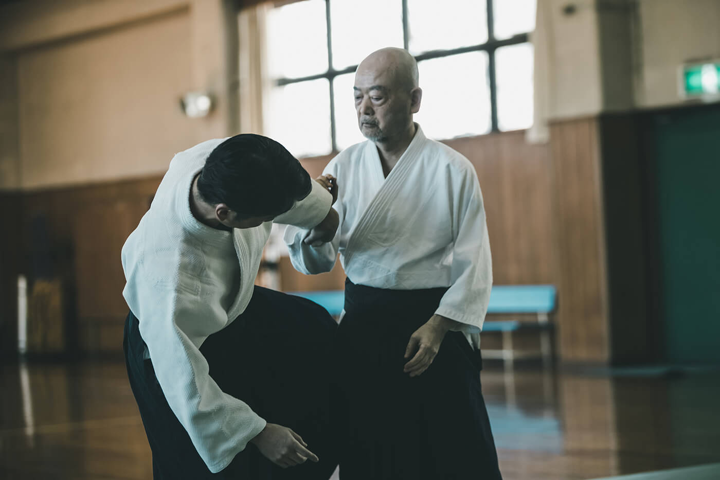 Aikido : Martial arts