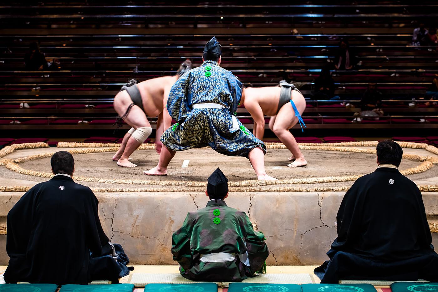 Sumo : Martial arts