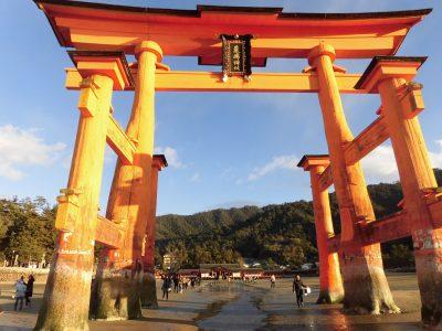 Sanctuaire d'Itsukushima Jinja
