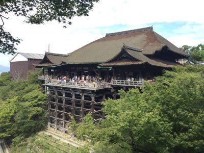 Temple Kiyomizu dera 清水寺