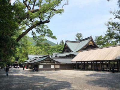 Sanctuaire d'Ise Jingu