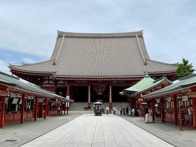 Asakusa et Temple Senso-ji