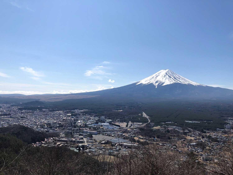 Mont Fuji de Kachikachi yama