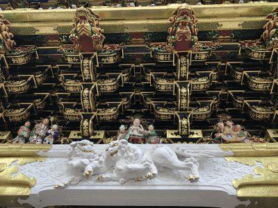 Sanctuaire de Nikko Tosho-gu 日光東照宮