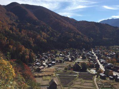 automne Shirakawago_01