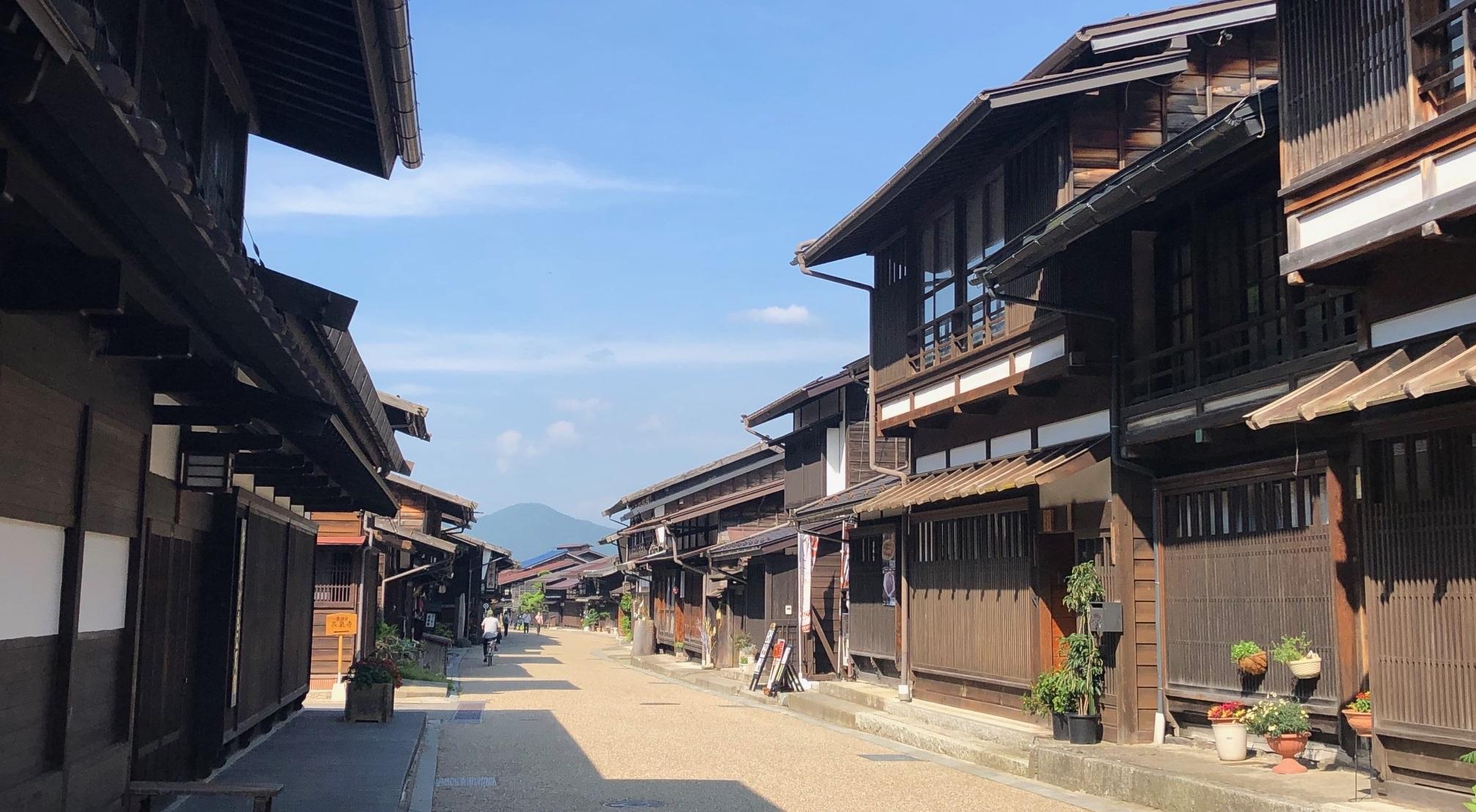 Narai, Nakasendo
