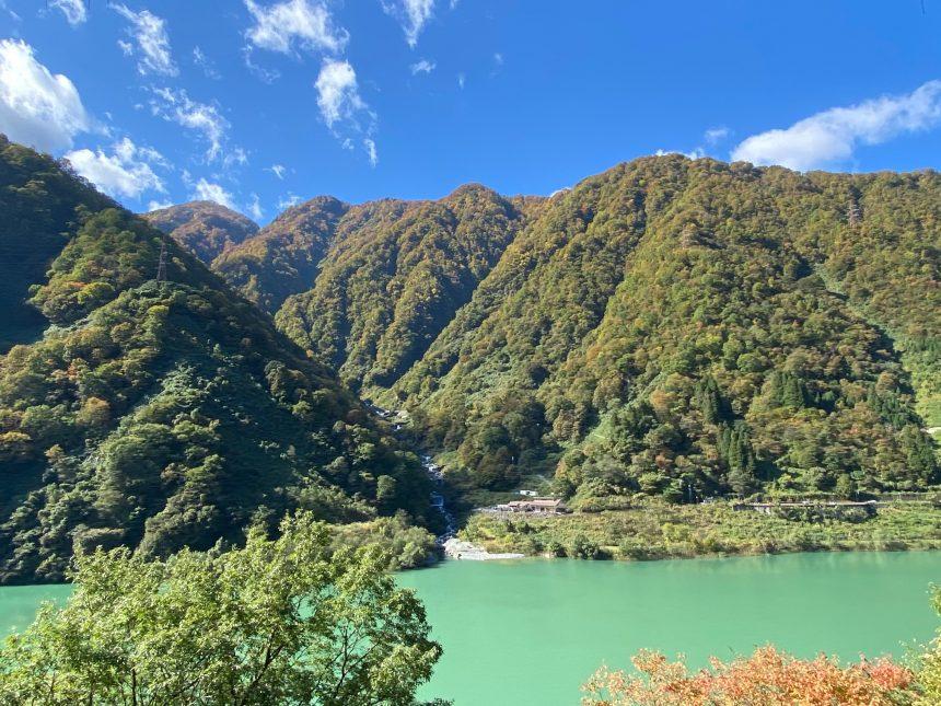 Les gorges de Kurobe 黒部渓谷