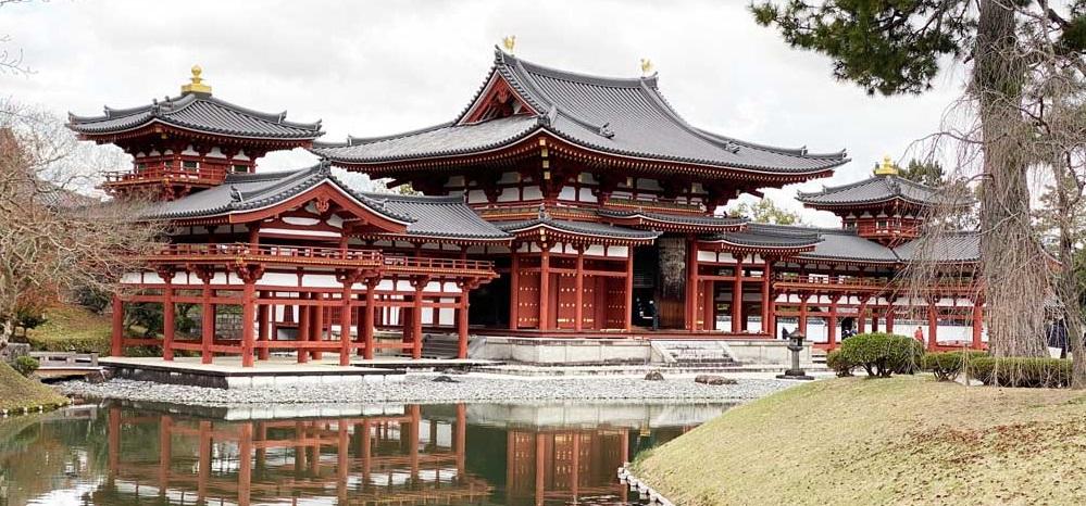 Temple Byodoin a Uji, Kyoto