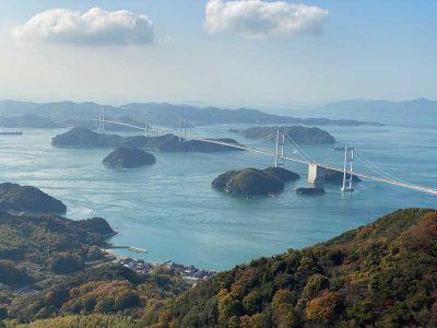 La route de Shimanami kaido しまなみ海道
