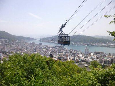 La ville d'Onomichi 尾道